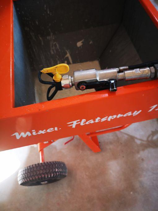 MIXER FLATSPRAY - AIRLESS 8