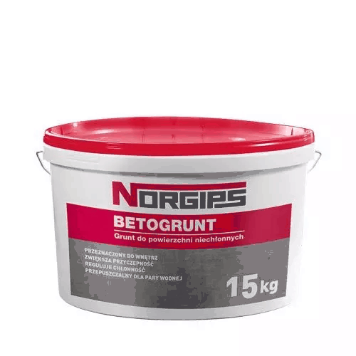 Norgips Betogrunt