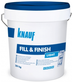 FILL & FINISH Light, 20kg