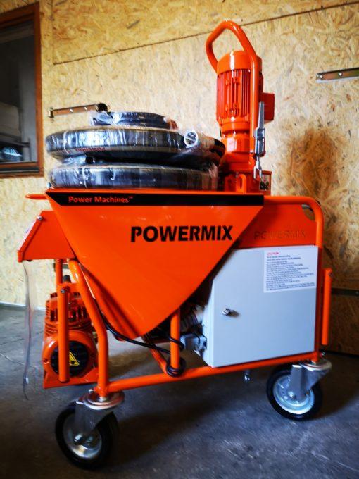 POWERMIX ALPHA - 400V 10
