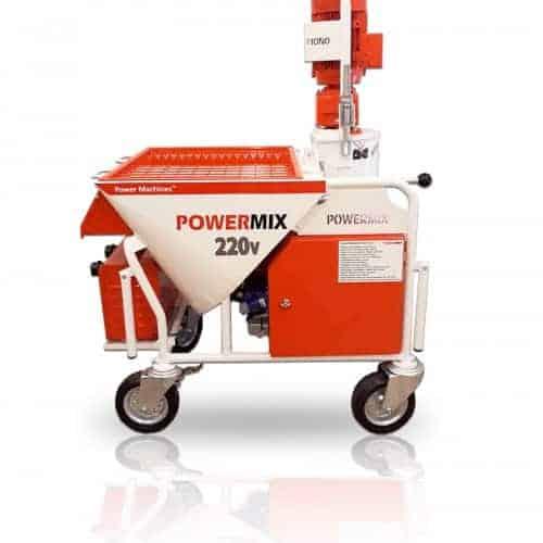 POWERMIX MONO - 230V s vodným čerpadlom 2
