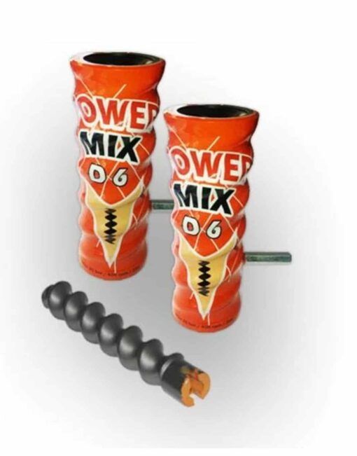 POWERMIX SET D6-3 TWISTER 2