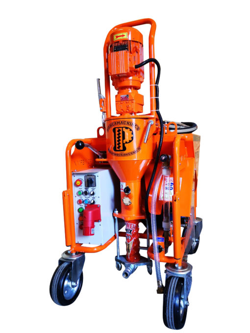 POWERMIX ALPHA - 400V 2