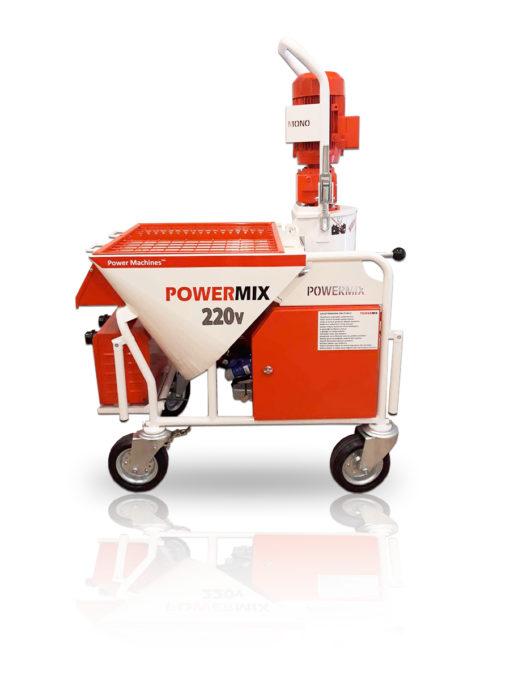 POWERMIX MONO - 230V 8