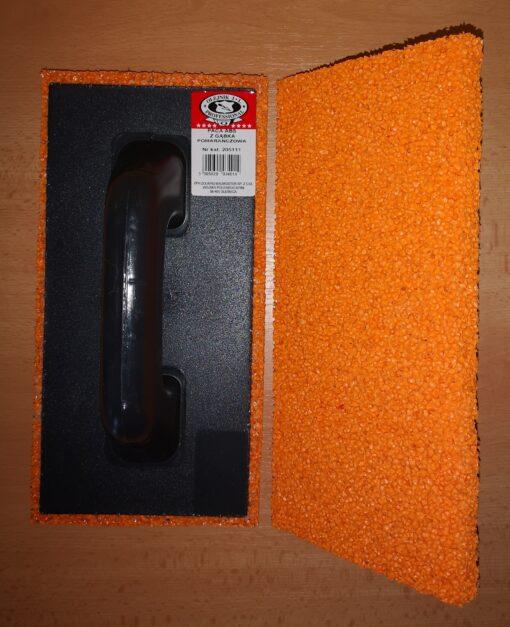 HLADIDLO ŠPONGIA 140x280x18mm, oranžové 3