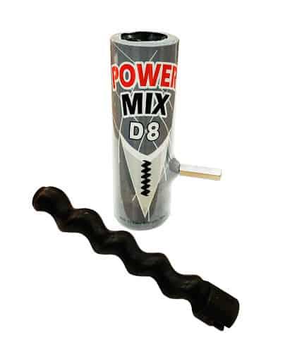 POWERMIX D8 LABEL/PIN 3