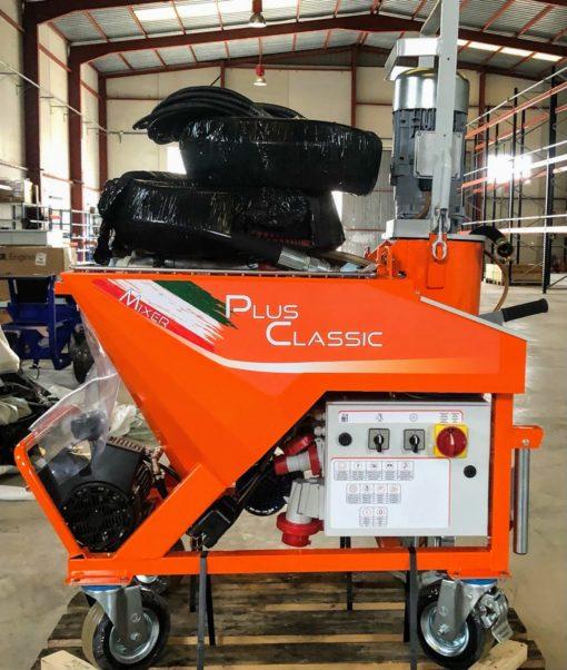 MIXER CLASSIC, 400V 2