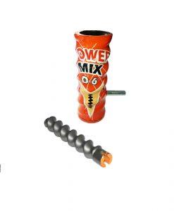 POWERMIX D6 TWISTER/PIN